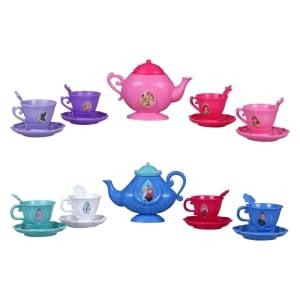 Disney Plastic Tea Party Sets, 8 pc