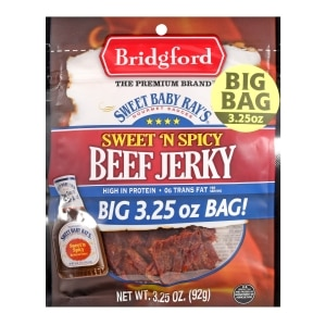 Sweet And Spicy Beef Jerky Recipe