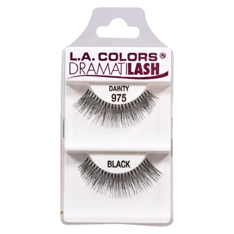 L A Colors Dramatilash Dainty False Eyelash Kit Family Dollar