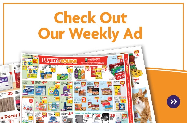 image about Family Dollar Printable Application identified as Relatives Greenback Weekly Advertisements Financial savings At Your Regional Retail store