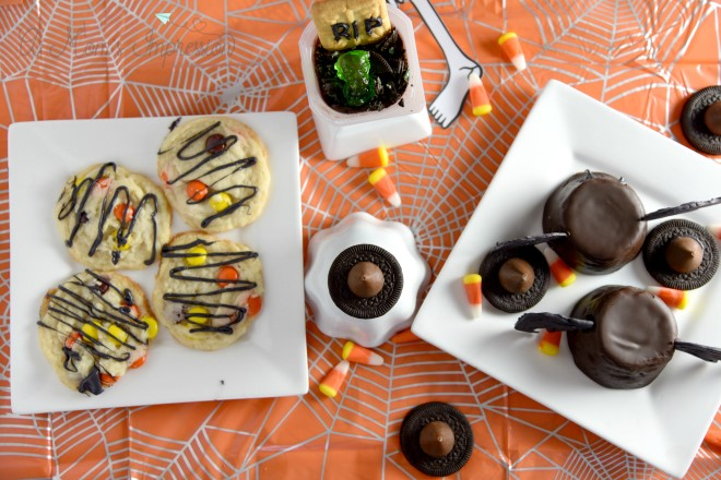 Quick And Easy Halloween Treats For Kids Family Dollar