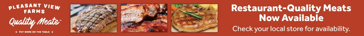 Shop Restaurant-Quality Meats in Your Local Store